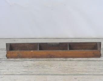 Singer Sewing Machine Tilt Out Drawer Wood Drawer Decorative Sewing Machine Drawer Storage