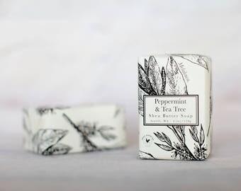Tea Tree Soap - Vegan