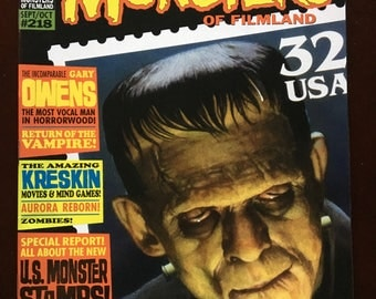 Famous Monsters of Fimland #218