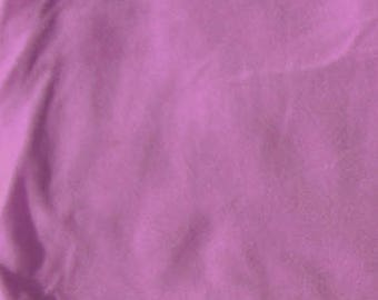 Triple Velvet Lavender 45 Inch Fabric by the Yard, 1 yard