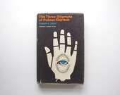 The Three Stigmata Of Palmer Eldritch by Philip K Dick - 1965 Doubleday Science Fiction Book Club Edition