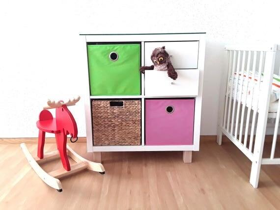 faltbox regalbox f r ikea kallax und expedit regal. Black Bedroom Furniture Sets. Home Design Ideas