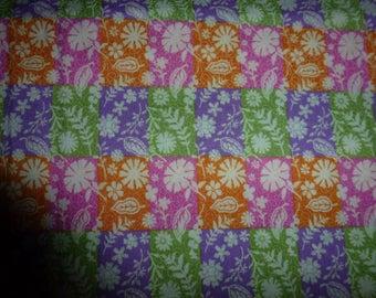 2 1/2 Yards of Debbie Mumm Quality Quilt Cotton Fabric