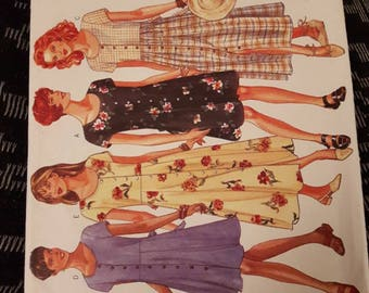 Butterick 4440, Women's Dress Pattern