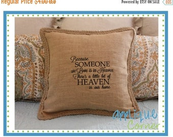 50% Off INSTANT DOWNLOAD Some We Love In Heaven applique design in digital format for embroidery machine by Applique Corner
