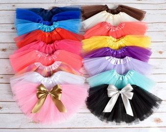 Baby Tutu, Baby Tutu Skirt, Toddler Tutu Skirt, Baby Tu Tu, Cake Smash Outfit Girl, Newborn Photo Outfit, Baby Girl 1st Birthday Outfit