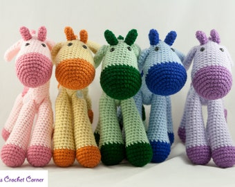 Create Your Own Giraffe- Made to Order