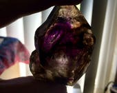 Smoky Amethyst, Skeletal, Elestial, Enhydrous, Angels Breath, 106 grams, Beautiful and Mystic, FREE SHIP USA