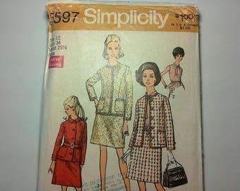 simplicity 8597 size 12