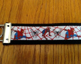 Spiderman Key Fob