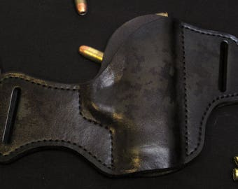 Custom Handmade Right Hand Holster for Smith and Wesson Shield