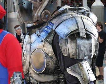 Gears of WAR cosplay, cosplay armor, fallout armor, Halloween armor, costume, GOW, 3D printed armor, EVA foam armor