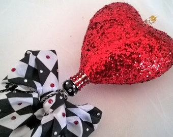 Queen of Hearts Wand/Scepter Costume Prop