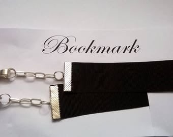Sherlock Ribbon Bookmark