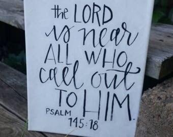 Psalm 145.18