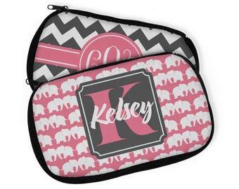 Makeup Bag, Personalized Makeup Bag, Makeup Organizer, Personalized Gift for Girls, Personalized Cosmetic Bag, Makeup Case, Travel Bag