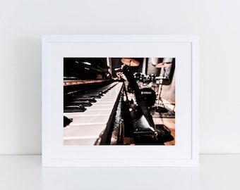Music Studio - Fine Art Photography Print