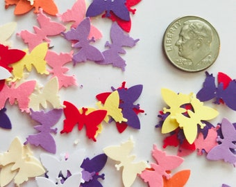 Tiny Butterfly Die Cuts Set of 80