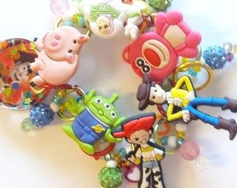 Toy Story bracelet/Disney/Beadiebracelet