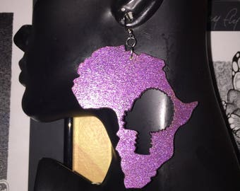 She is Africa