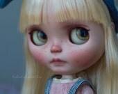 Maya, custom Blythe doll by Tolé Tolé