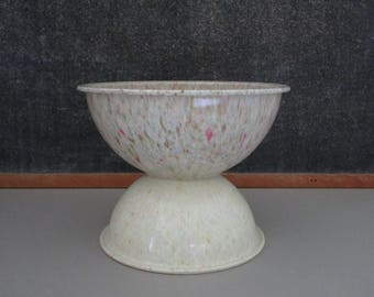 2 - Melmac BrookPark Spatter Confetti Mixing Bowls