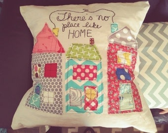 Pillow Cover - No Place Like Home