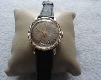 Vintage Wind Up Jerral Men's Watch