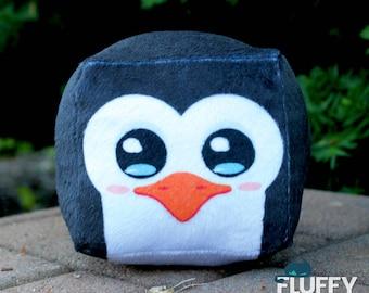 Penguin Cuddle Cube