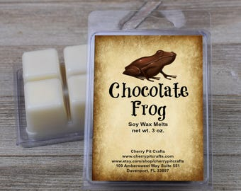 Chocolate Frog Scented Soy Wax Fragrance Tarts