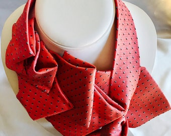 Tie Couture: Pinkled #136