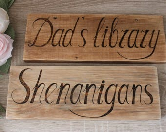 Woodburning Art Etsy