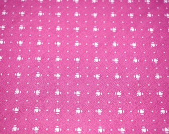 Designer Wamsutta OTC Vintage Cotton Dusty Rose 110 cm x 90 cm