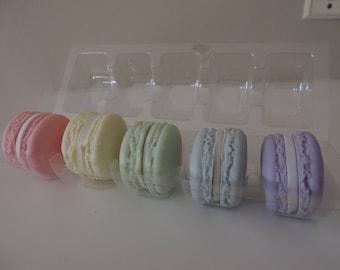 Shea Butter Macaron Soap