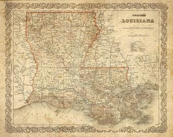 Old Map Of Montana Montana Map Territory Of MONTANA ART - Restoration hardware paris map