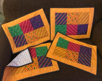 Placemats set of 4