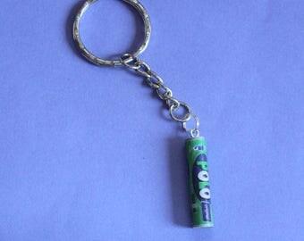 Polo Tube Keyring or Bag Charm,Fimo Keyring,Fimo Charm,Polo Keyring,School Bag Charm,Fun Keyring,Polo Tube,Cute Keyring,Sweet Keyring