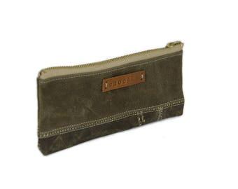 Pencil case, pencil pouch, pencil bag, zippered case, toiletry case, pencil holder, pencil cases, zipper pouch