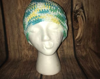 Crochet slouchy beanie ****free shipping****