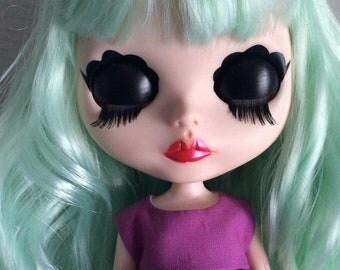 "SUPER SALE - Blythe Factory Custom Doll Faceplate ""Snow White"""