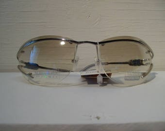 Beautiful Sport Sunglasses Metal Frames Spring Temples 100 UV   #Sun50