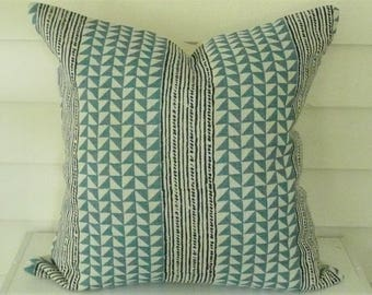 Aegian Stripe Pillow Cover