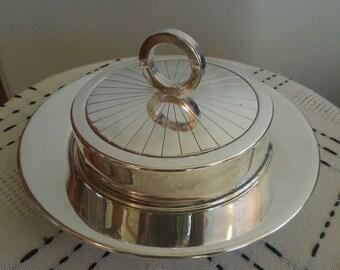 ELDORADO by Georges Briard Silverplate Serving Dish