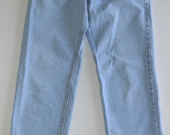 1990s Vintage Levis 550 Mom Jeans - Size 8s