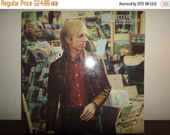 Save 30% Today Vintage 1981 Vinyl LP Record Hard Promises Tom Petty & The Heartbreakers Very Good Condition 11468