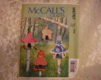McCall's Crafts fairyhouse pattern