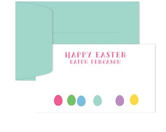 Stationery for students by preppyprodigy on etsy personalized easter gift enclosure cards personalized easter gifts easter gift tags easter gifts negle Choice Image