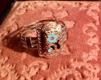 Victorian Ring- Size 7.5