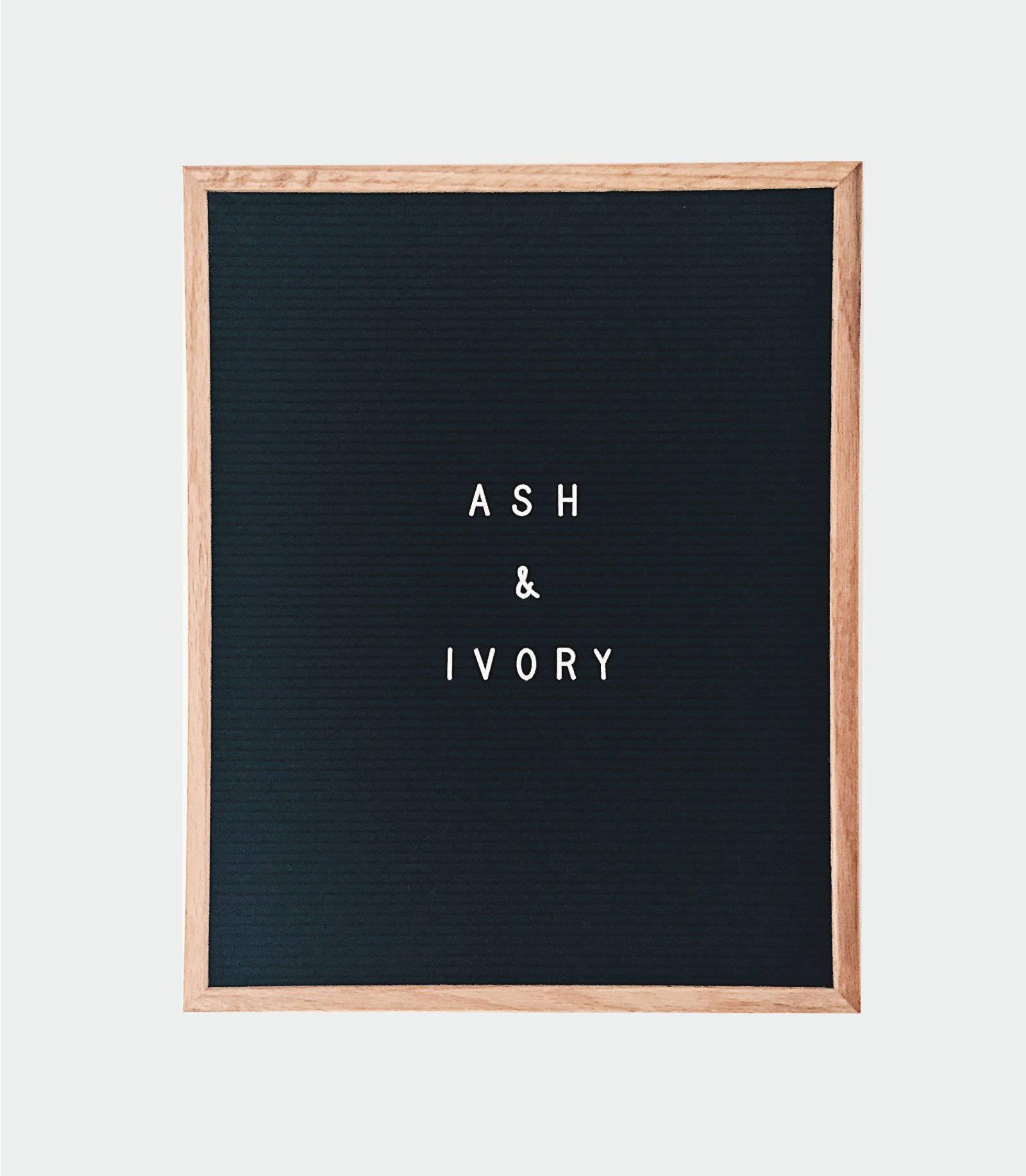 16x20 new black felt letter board. Black Bedroom Furniture Sets. Home Design Ideas