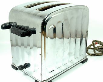 1930s Son Chief Art Deco Toaster Speedo-Matic